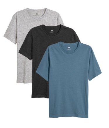 3 pack shirts