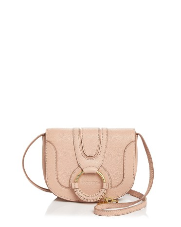 hana leather crossbody